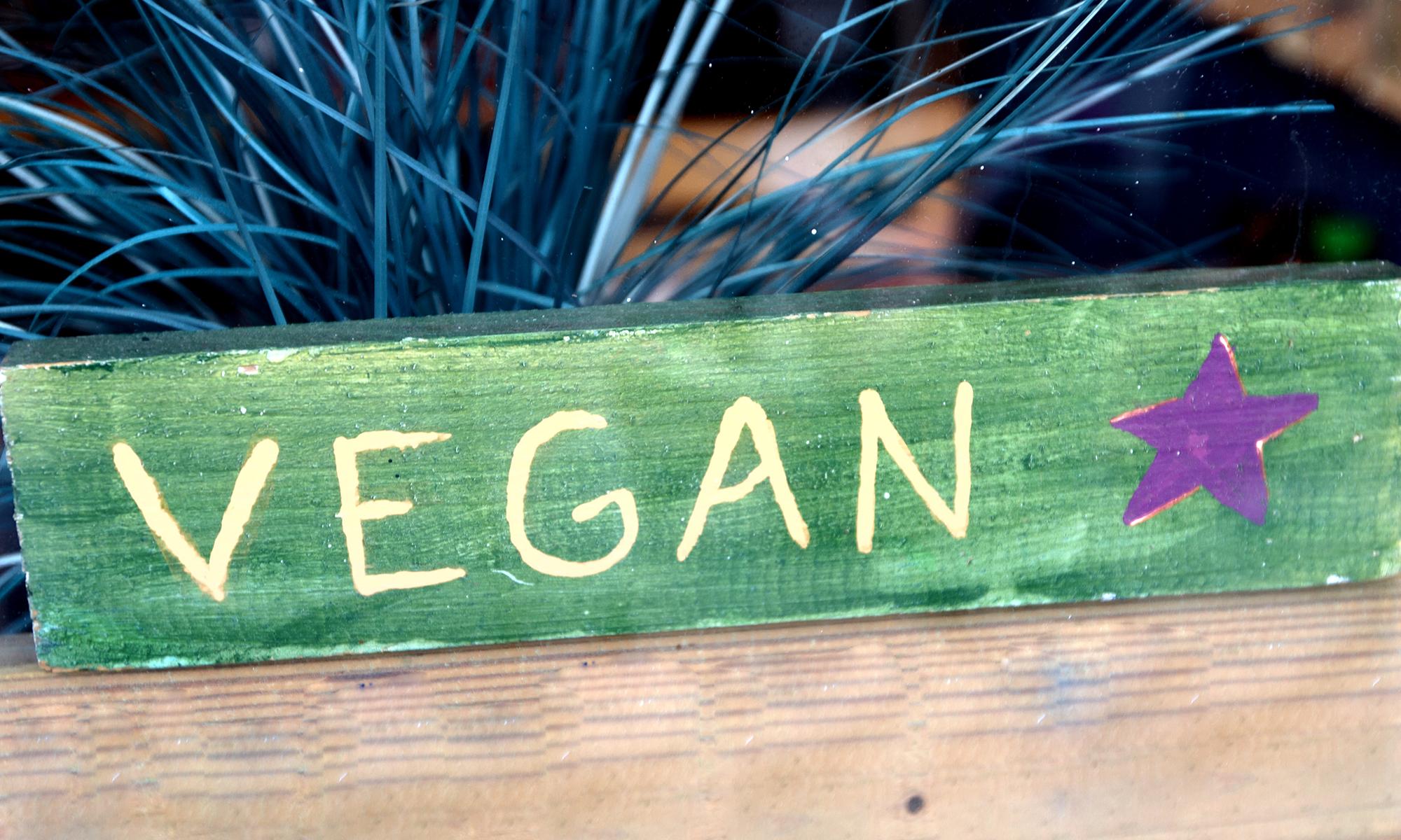 Pourquoi un restaurant « vegan »?